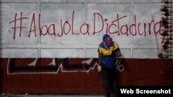 Manifestantes tomaron las calles desde horas tempranas en varios puntos de Venezuela.