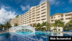Hotel Four Points by Sheraton, en La Habana.