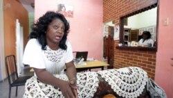 Berta Soler pidió a Obama repudiar la represión policial en Cuba
