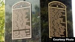 Monumento a Brigada 2506 en Miami