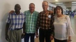Cuatro cubanos acusados de financiar protestas violentas en Bolivia