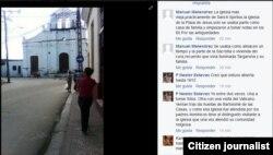 Reporta Cuba Foto Facebook