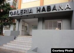 La Galería Habana, una de las que se prepara a recibir a compradores de EE.UU.