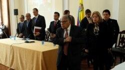 El Tribunal Supremo venezolano en el exilio emitió una sentencia de 18 años y tres meses de prisión al presidente Nicolás Maduro