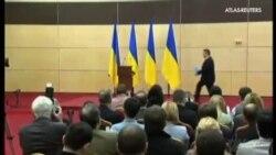 Yanukóvich insiste en que sigue siendo el presidente legítimo de Ucrania
