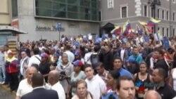 """Comienza """"La gran toma de Caracas"""""""