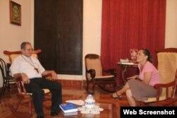 Mons.García, Arzobispo de La Habana en entrevista con Palabra Nueva