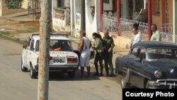 Arresto Dama de Blanco
