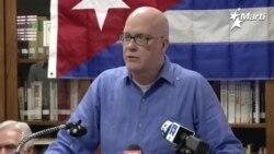 Representantes del exilio cubano apoyan iniciativa para la realización de un paro nacional en Cuba