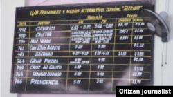 Reporta Cuba Foto de AON