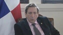 Canciller de Panamá habla sobre visas humanitarias a cubanos en Bahamas