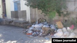 Reporta Cuba Comunales sin trabajadores. Foto: Evelin Pineda.