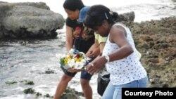 Homenaje en La Habana a víctimas del Remolcador 13 de marzo