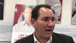 Hermano del líder de UNPACU en conferencia de prensa
