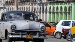 """Cubanos opinan sobre """"indispensable"""" servicio de transportistas privados"""