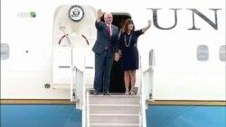 Pence inicia gira latinoamericana con tema migratorio en la agenda