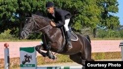 Edición anterior de la subasta de caballos en La Habana.