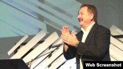 Carlos Barbieri, director del Instituo Bíblico Luis Palau