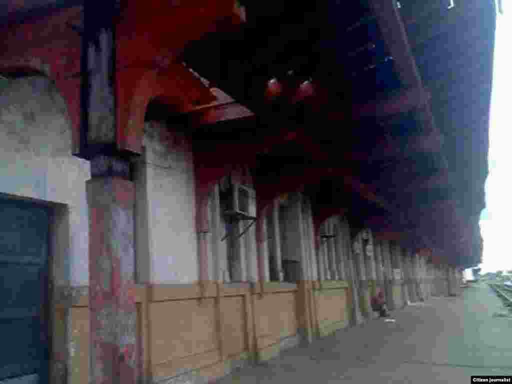 Reporta Cuba terminal ómnibus Camagüey Foto Jannny Dachel