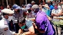 Crece la preocupación ante la situación que enfrentan en prisión los manifestantes de Obispo