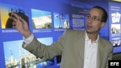 Marcelo Odebrecht en la Fundación Odebrecht.