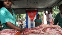Carne de cerdo, de tradición a lujo en la mesa de los cubanos