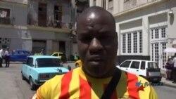 """Cubanos opinan sobre delegación oficial a la Cumbre: """"Ellos no me representan"""""""