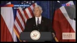 Mike Pence anuncia nuevas sanciones para el gobierno de Maduro