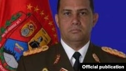 Una foto de Gustavo González López en el Twitter de Nicolás Maduro.