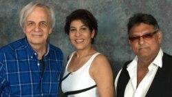 Idania Álvarez, Luis Alberto García y la música cubana