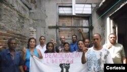 Opositor depone huelga de hambre