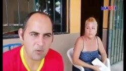 Miles de migrantes cubanos malamente sobreviven en Tapachula
