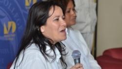 Damas de Blanco piden libertad de Sonia Garro