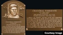 Cristóbal Torriente.