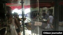 Precios en TRD cubanas foto Danaisi Muñoz López