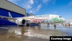 Nave de Aeroméxico