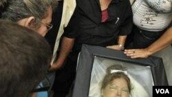 Murió Laura Pollán