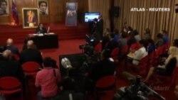 Maduro vuelve a denunciar una campaña internacional para echarle del poder