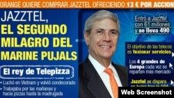 Empresario cubano Leopoldo Fernandez Pujol