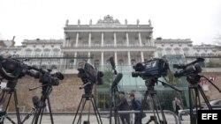 Conversaciones en Viena sobre el programa nuclear de Irán.