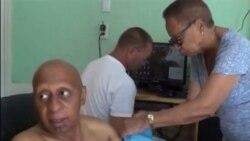 Informe más reciente sobre la huelga de hambre de Guillermo Fariñas