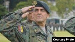 Jefe del Comando Conjunto de Ecuador, Luis Garzón