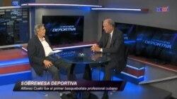 Sobremesa Deportiva con Alfonso Cueto