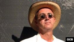 Guionista y director de cine cubano residente en la isla, Juan Carlos Cremata.