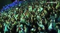 Euforia argentina tras el pase a la final del Mundial de fútbol