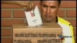 """Prensa de Bolivia da como ganador el """"No"""" a la reelección de Evo Morales"""