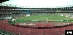 Estadio Roberto Meléndez.