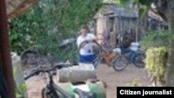 Reporta Cuba. Así viven ancianos desamparados en Pinar. Foto: Yelky Puig.