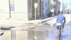 Crisis con el agua en varias regiones de cuba