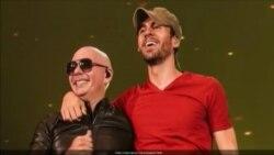 Pitbull y Enrique Iglesias le dicen al mundo: Múdate a Miami